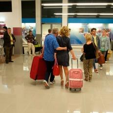 Benidorm Series VII - Airport - The Garvey family departure