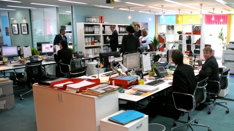 The Thick Of It - DoSAC Offices