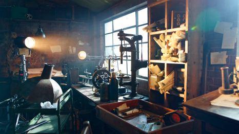 Professor Branestawm - The Inventory