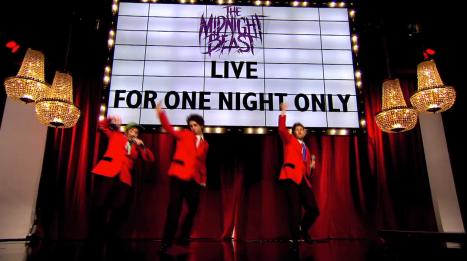 The Midnight Beast - Live Promo
