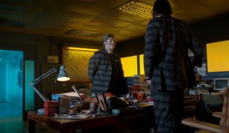 Murder In Successville - Sleet's Office